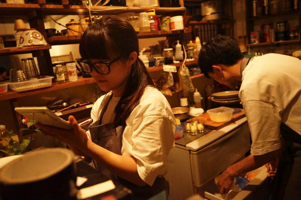 てとてと食堂 @クワランカ・カフェ_6_キッチン1