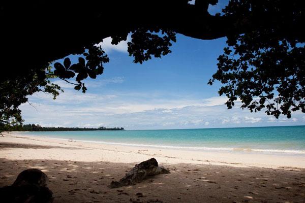 カオラック:サロジンプライベートビーチ
