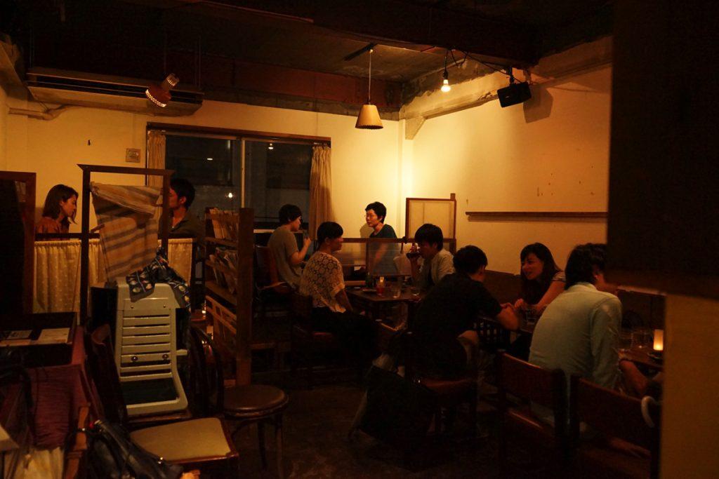 てとてと食堂 @クワランカ・カフェ_2_店内