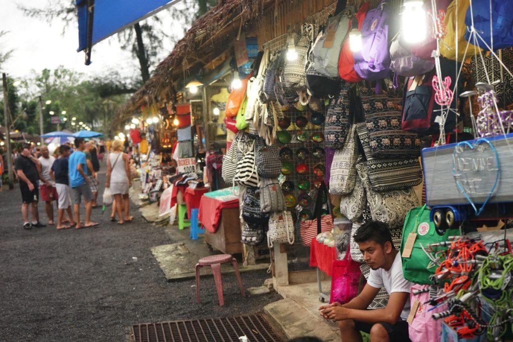 カオラック旅行記:バンニャン市場