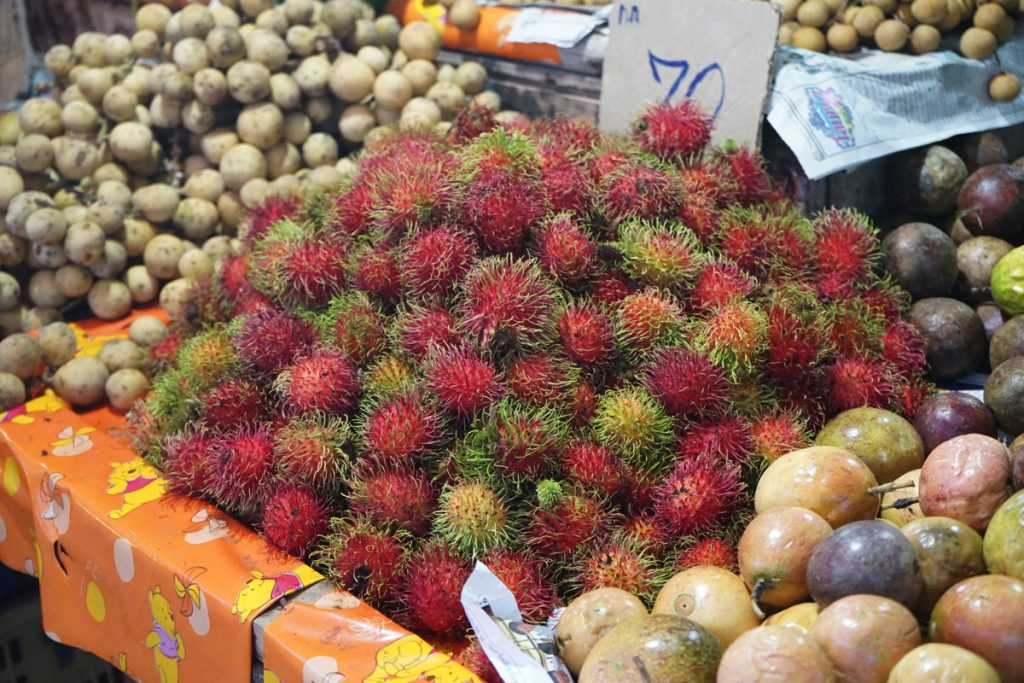 タイ/カオラックの果物