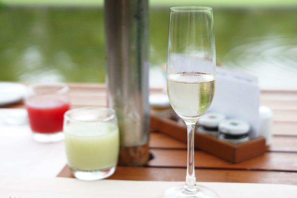 サロジンのスパークリングワイン