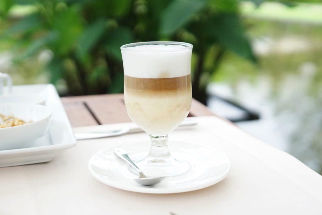 サロジンのカフェラテ