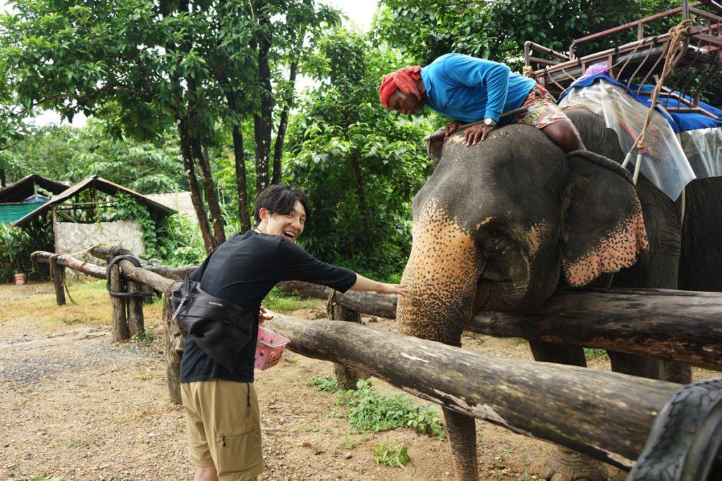 カオラック:象と僕