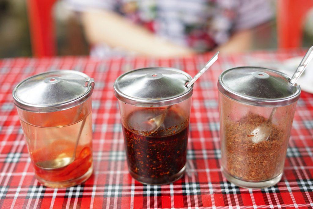 カオラック旅行記:タイの薬味