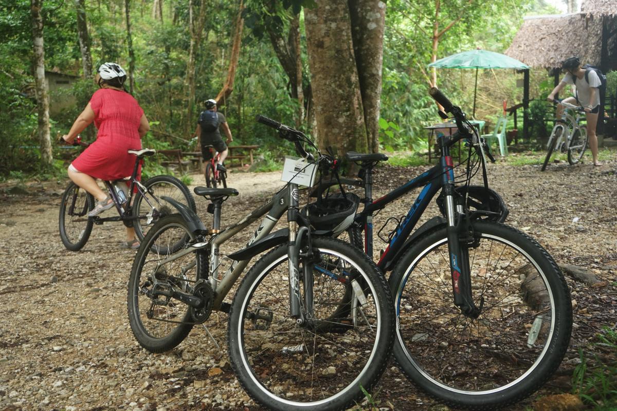 カオラック旅行記:レンタルサイクル