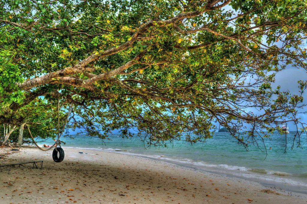 カオラックのビーチイメージ