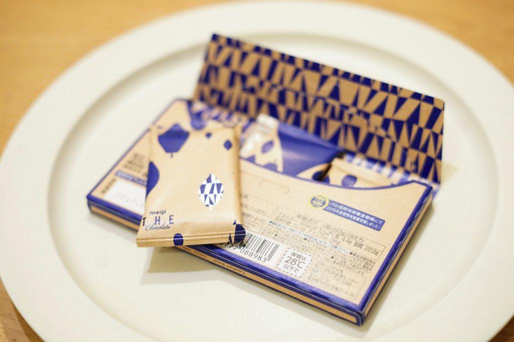 てとてと_チョコレート検定_新パッケージのザ・チョコレート_裏面