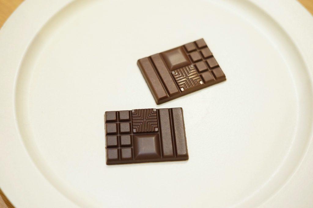 てとてと_チョコレート検定_新パッケージのザ・チョコレート_形状