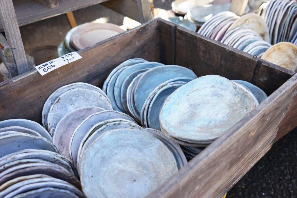てとてと 益子陶器市