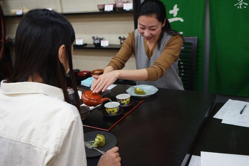 てとてと_日本茶飲み比べ_淹れあいっこ