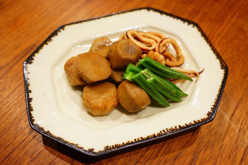 てとてと_イカと里芋の煮物